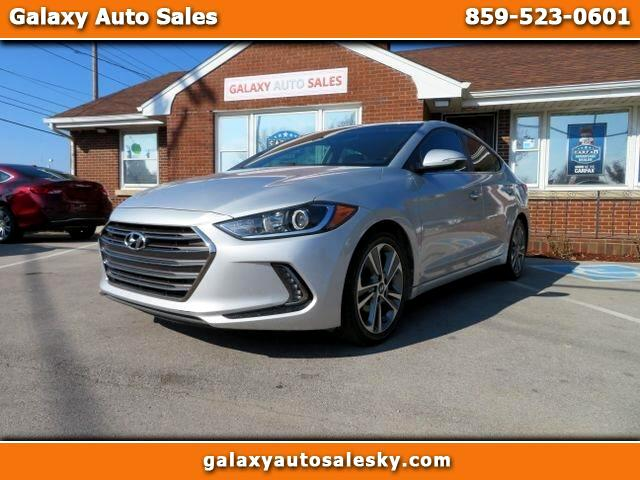 Hyundai Elantra Limited 2.0L Auto (Ulsan) *Ltd Avail* 2017