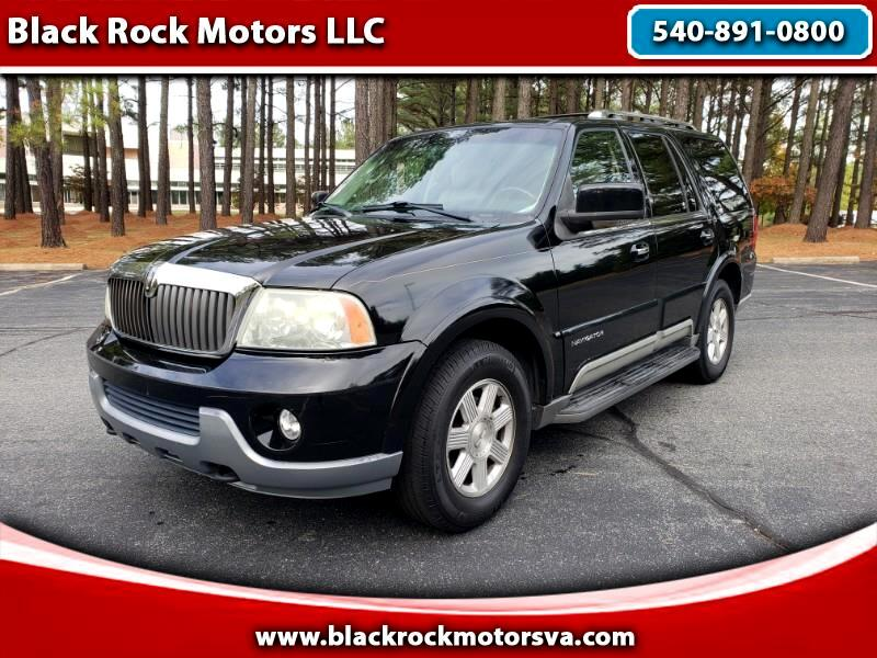 2003 Lincoln Navigator Luxury 2WD