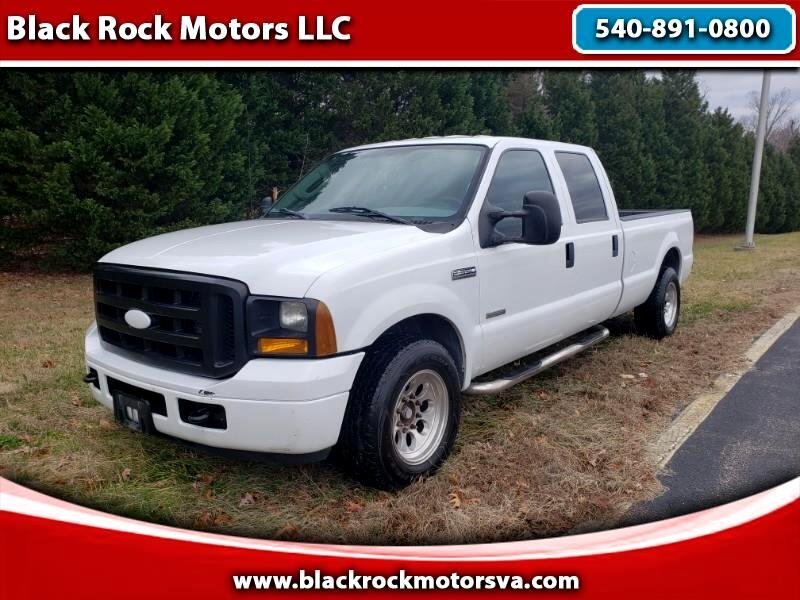 Ford F-350 SD XL Crew Cab Long Bed 2WD 2006