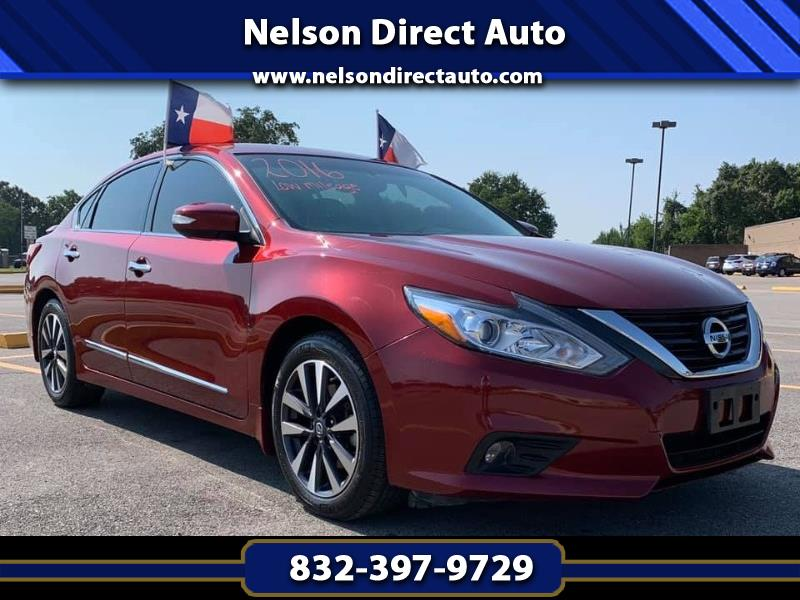 Nissan Altima 2016 for Sale in Houston, TX
