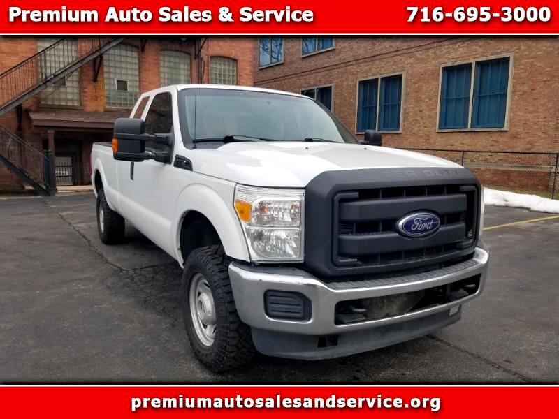 2012 Ford F-250 SD Lariat SuperCab 4WD