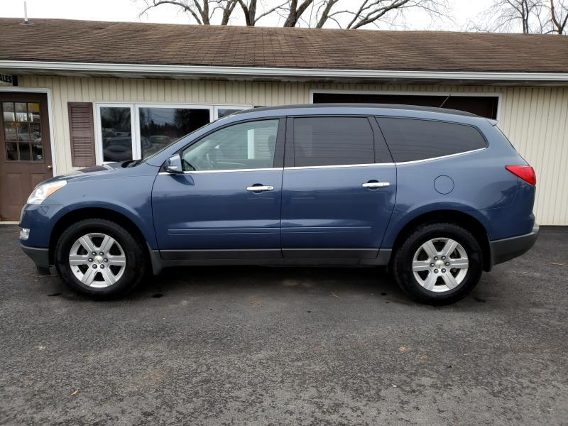2012 Chevrolet Traverse AWD 4dr LT Cloth w/1LT
