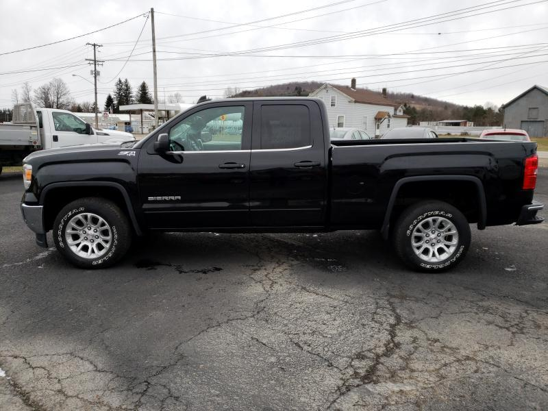 2015 GMC 1/2 Ton Pickups Fleetside 131.5