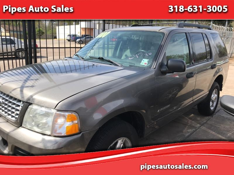 Ford Explorer XLT 4.0L 2WD 2005