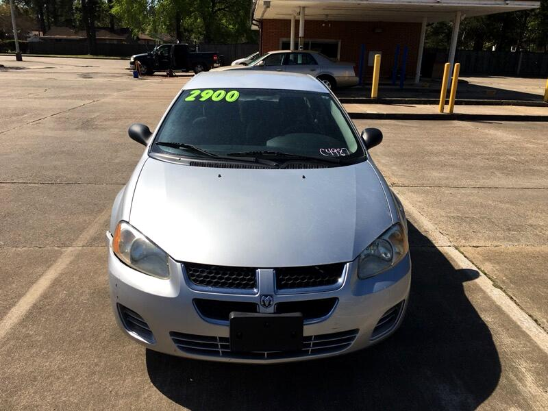Used 2004 Dodge Stratus Sxt Sedan For Sale In Shreveport
