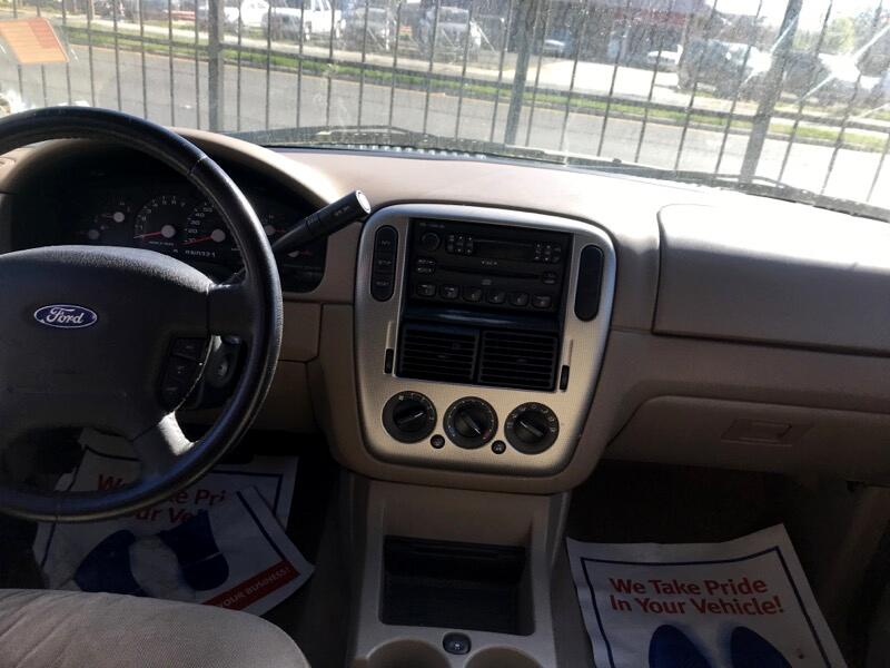 2005 Ford Explorer XLT 4.0L 2WD