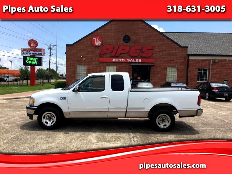 Ford F-150 XL SuperCab Short Bed 2WD 1998