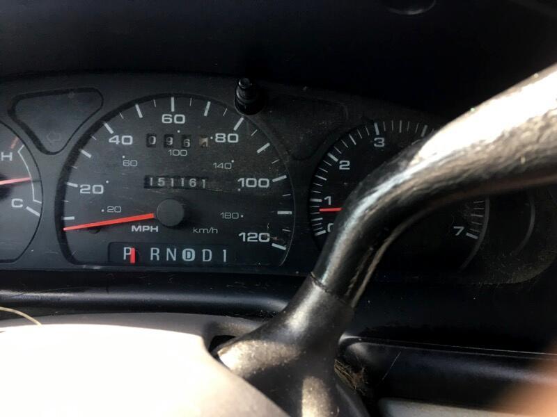 2001 Ford Taurus Wagon SE