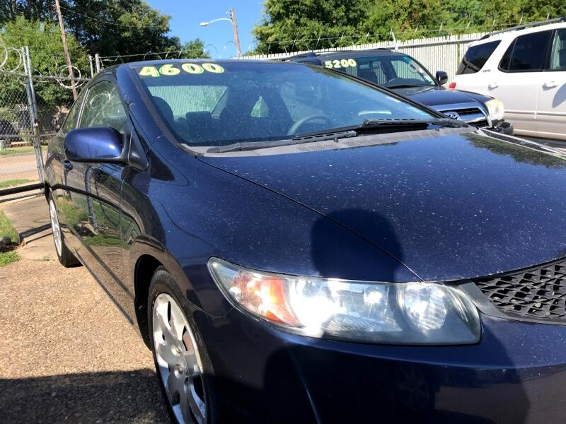 Honda Civic LX Coupe 5-Speed AT 2009
