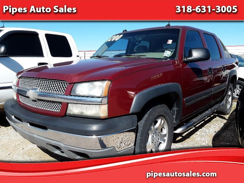 Chevrolet Avalanche 1500 4WD 2004