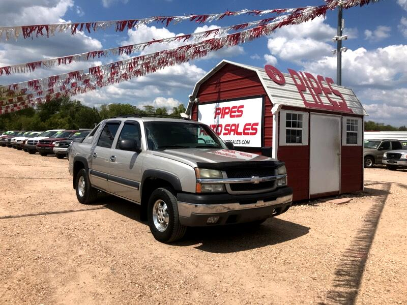 Chevrolet Avalanche 1500 2WD 2004