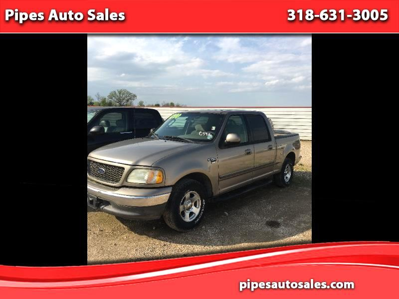 Ford F-150 King Ranch SuperCrew 2WD 2003