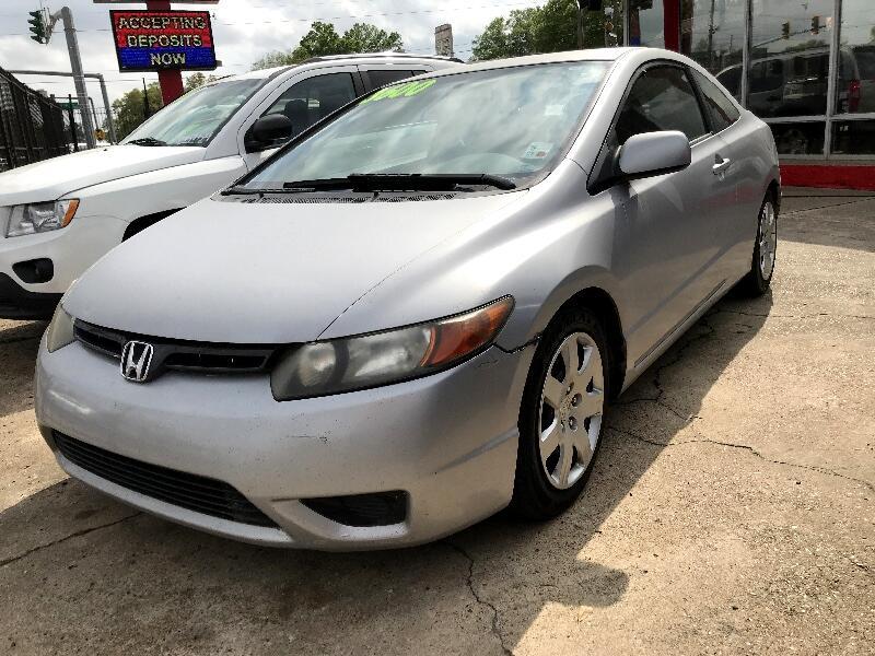Honda Civic LX Coupe AT 2006