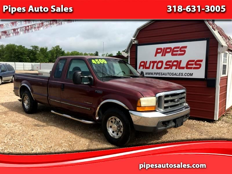 Ford F-250 SD Lariat SuperCab Long Bed 2WD 2000
