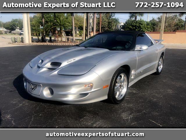2002 Pontiac Trans Am Coupe