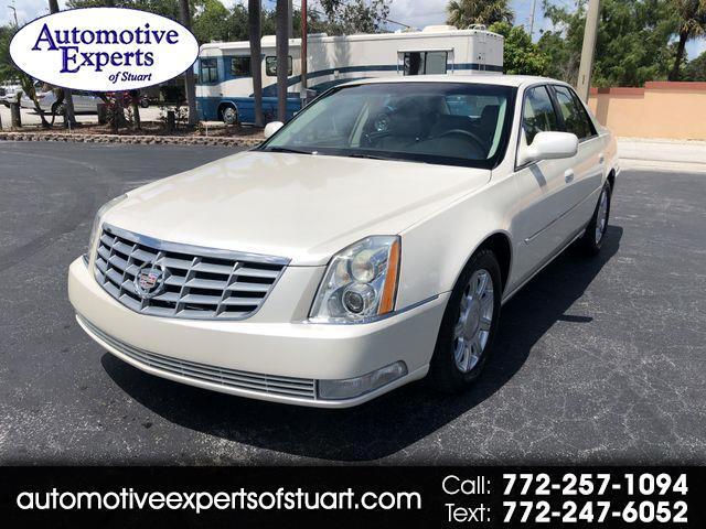 2011 Cadillac DTS V8