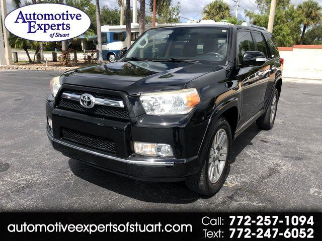 2012 Toyota 4Runner Limited 2WD V6
