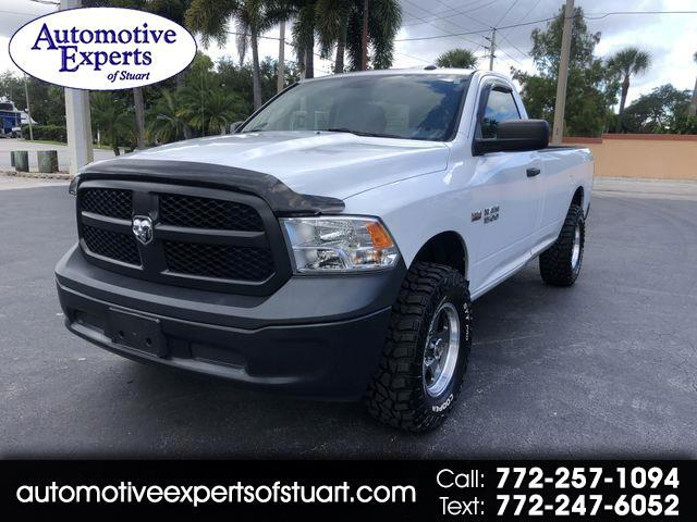 2016 RAM 1500 Tradesman Regular Cab LWB 4WD