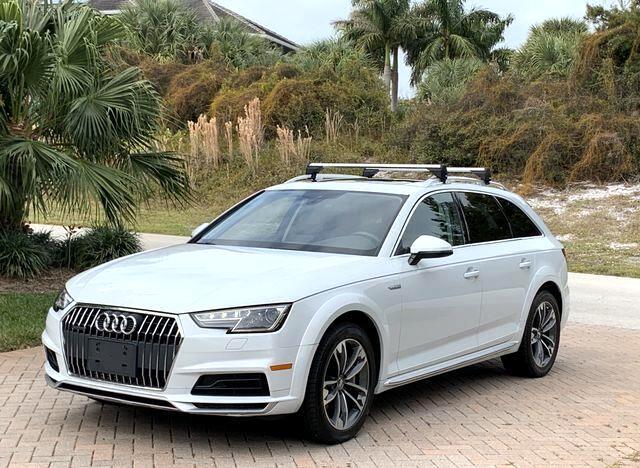 Audi allroad Premium quattro 2017