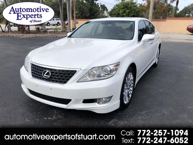 Lexus LS 460 Luxury Sedan 2011
