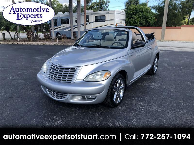 Chrysler PT Cruiser GT Convertible 2005