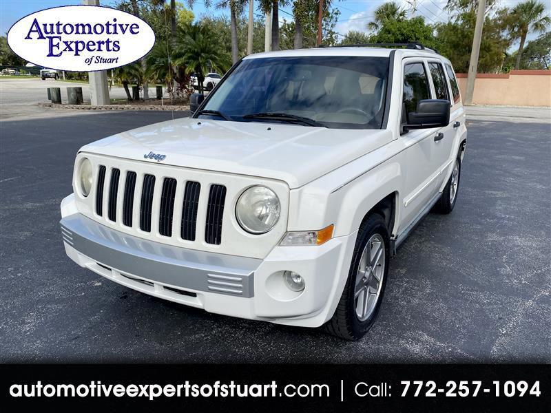 Jeep Patriot Limited 4WD 2007