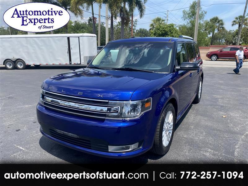 Ford Flex SEL FWD 2013
