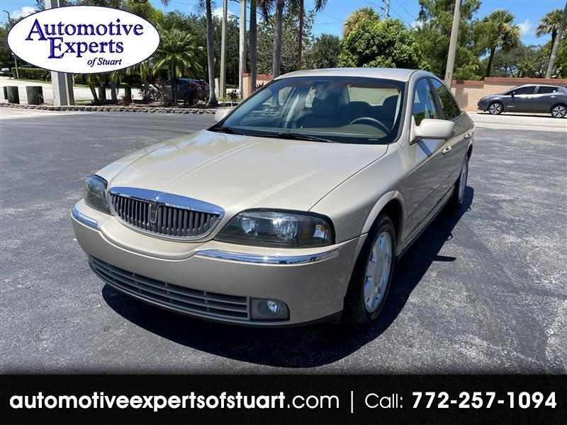 Lincoln LS V6 Appearance 2004