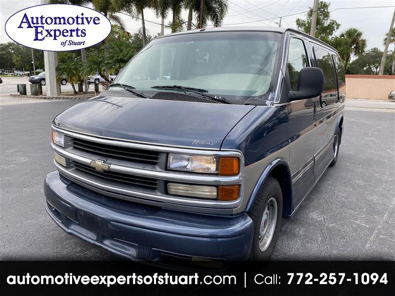 Chevrolet Express 1500 Cargo 2000