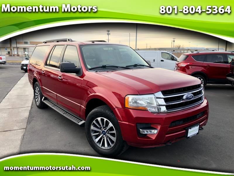 2015 Ford Expedition EL EL XLT 4WD
