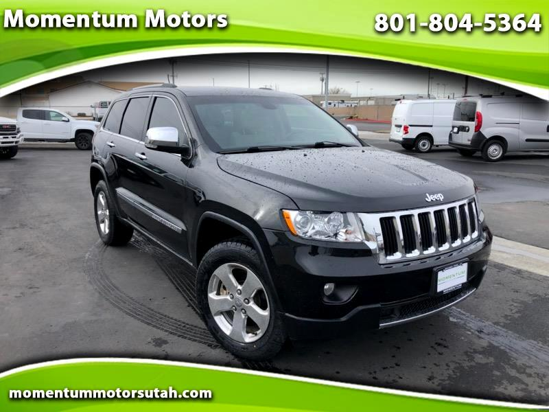 Jeep Grand Cherokee Limited 4x4 2013