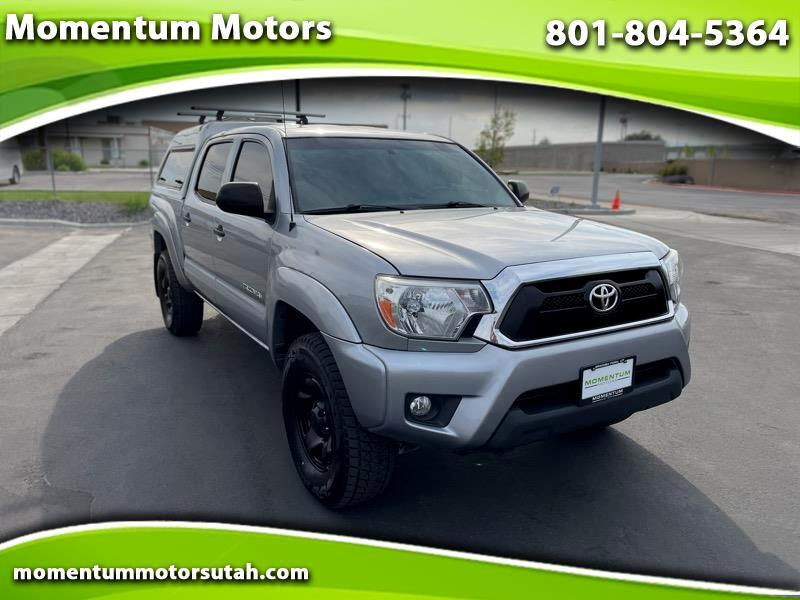 Toyota Tacoma TRD Offroad Dbl Cab 4WD V6 at 2015