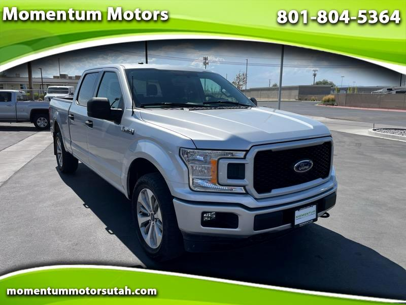 Ford F-150 STX 6.5-ft. Bed 4WD 2018