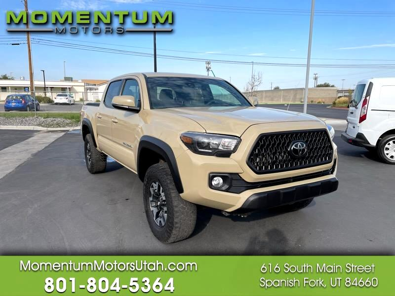 Toyota Tacoma TRD Offroad Dbl Cab 4WD V6 6sp 2019