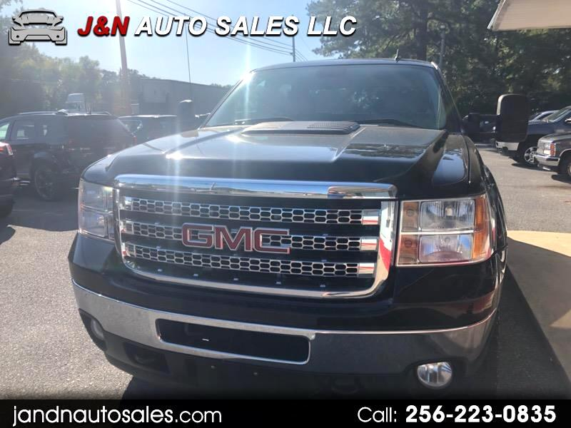 "GMC 3/4 Ton Pickups HD Fleetside 131.5"" 2012"