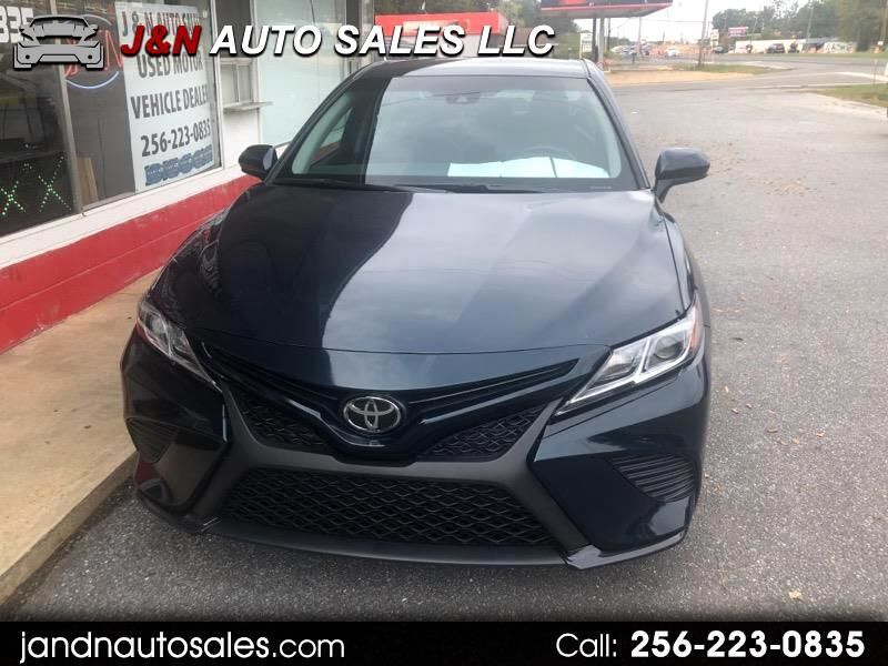 Toyota Camry 4dr Sdn I4 Auto SE Sport Limited Edition (Natl) 2018