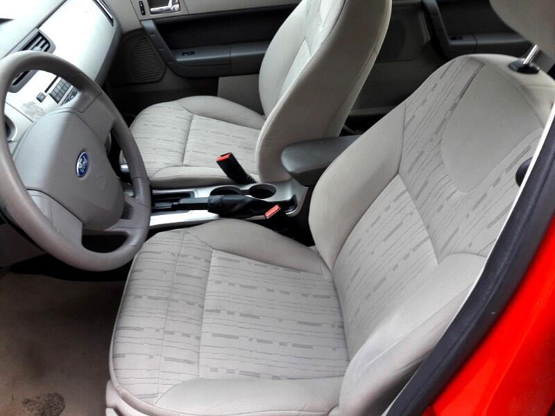 2008 Ford Focus SE Sedan