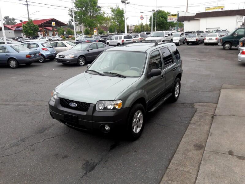 2007 Ford Escape XLT 2WD