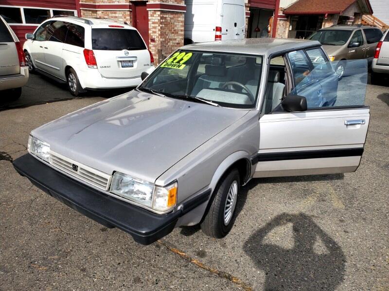 1990 Subaru Loyale Wagon 4WD