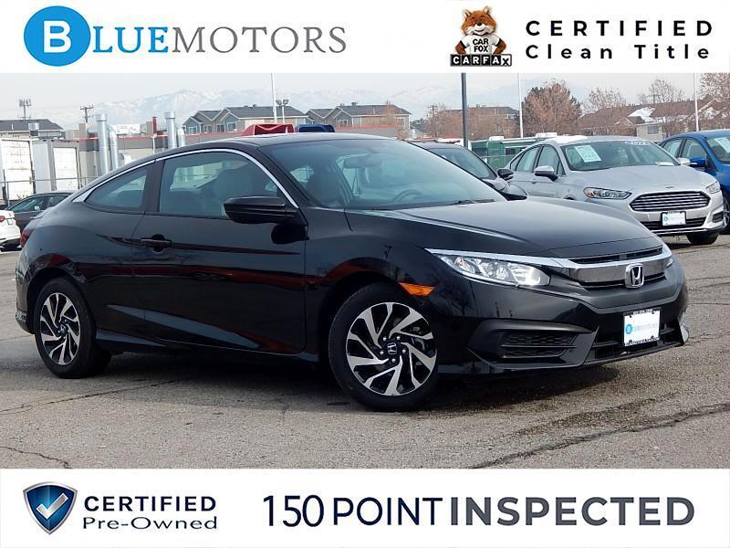 2017 Honda Civic LX Premium