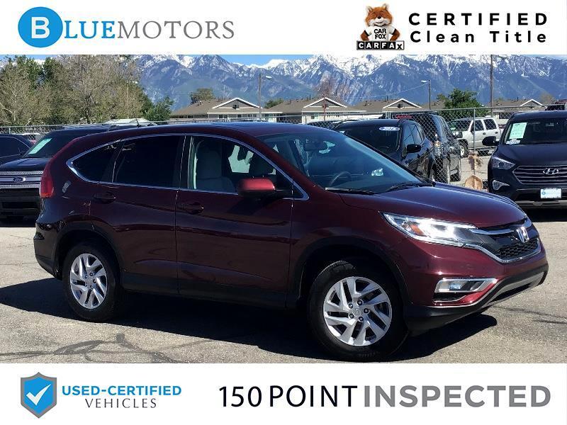 Used 2016 Honda CR-V for Sale in Salt Lake City, UT 84123 Blue Motors