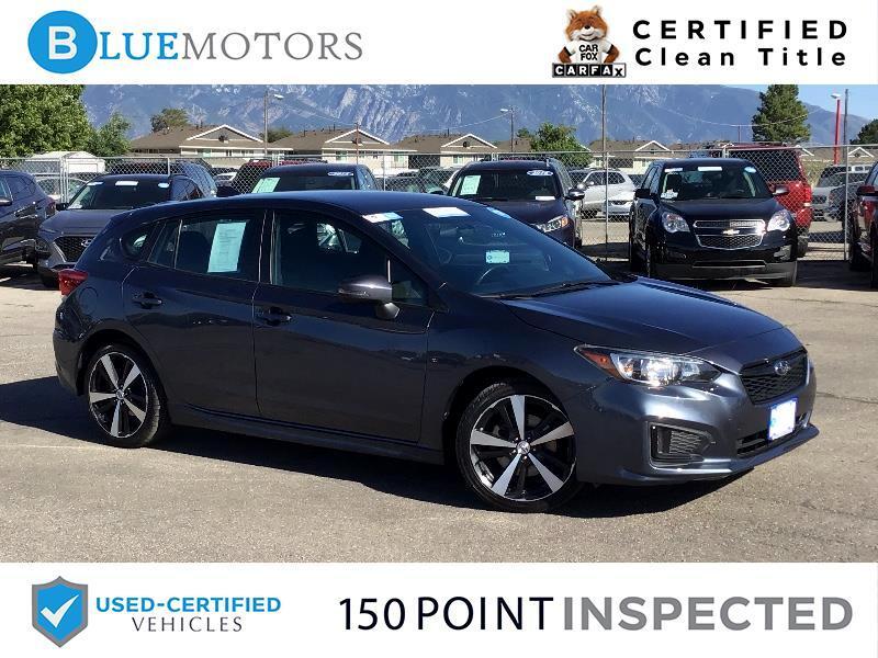 2017 Subaru Impreza 2.0i Sport Premium