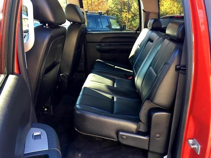 2012 GMC Sierra 1500 SLE Crew Cab 4WD