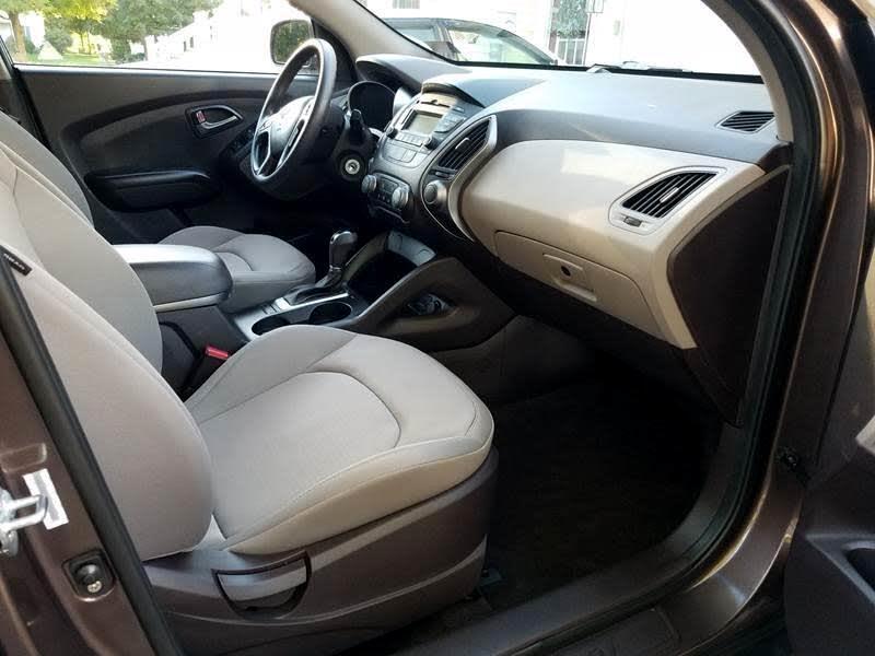 2014 Hyundai Tucson GL Auto AWD