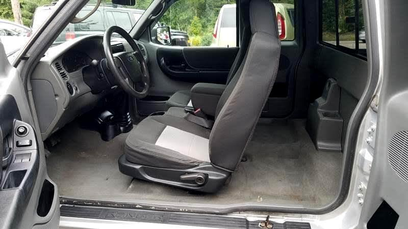 2008 Ford Ranger XLT SuperCab 4 Door 2WD