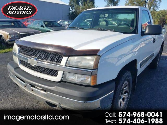 Chevrolet Silverado 1500 Work Truck Long Bed 4WD 2005
