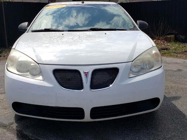 2009 Pontiac G6 Sedan