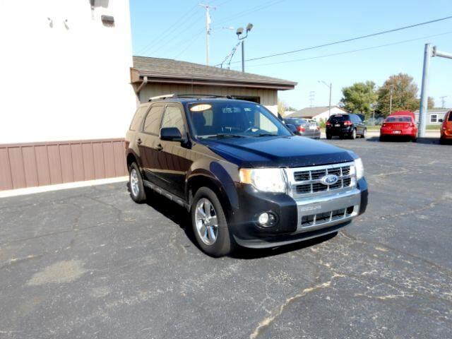 Ford Escape Limited FWD 2010