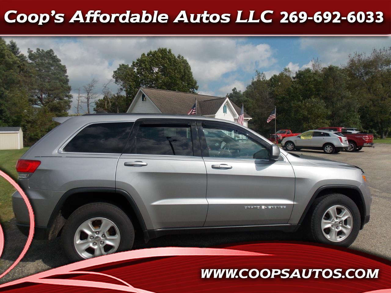 2014 Jeep Grand Cherokee Laredo 4WD