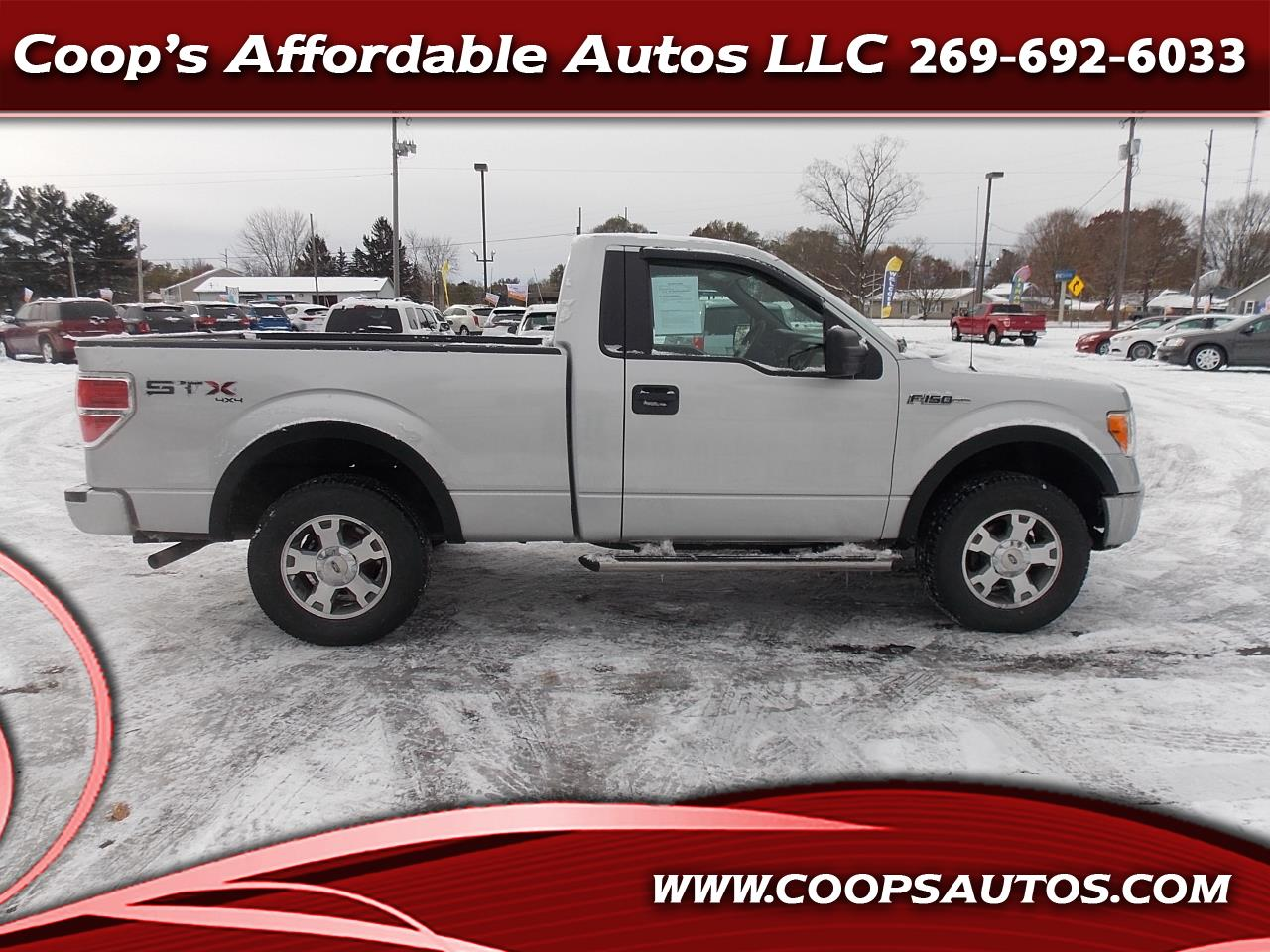 2009 Ford F-150 XLT 6.5-ft. Bed 4WD